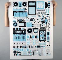Labelfest. Un proyecto de Diseño e Ilustración de Raúl Gómez estudio - Sábado, 29 de enero de 2011 19:44:34 +0100