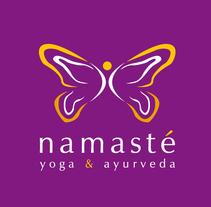 Identidad Visual para Namasté. Um projeto de Design de Raul Piñeiro Alvarez         - 01.02.2011