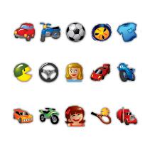 Iconos. Un proyecto de  de Estela Choclán - Jueves, 10 de febrero de 2011 17:08:55 +0100