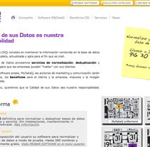 Deyde. Un proyecto de Diseño, Desarrollo de software e Informática de Miguel Ángel Dávila Carrasco - Viernes, 18 de febrero de 2011 12:36:49 +0100