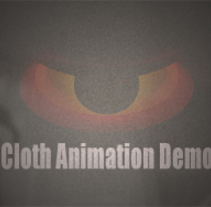Cloth Animation Demo. A Motion Graphics, Film, Video, TV, and 3D project by Pedro Martínez         - 24.02.2011