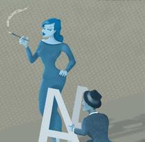 Abc-dario. Un proyecto de Ilustración de Aurora Cascudo Román - 27-03-2011