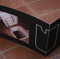 Under Cover Fan00 - Leaflet . Um projeto de Design e Fotografia de MPYD ONE         - 02.04.2011
