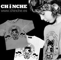Chinche kids diseño de estampados. Un proyecto de Diseño e Ilustración de Rose T. Villalobos - 14-04-2011