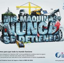 360. Un proyecto de Diseño y Publicidad de Alfredo Lopez Martinez         - 17.04.2011