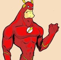 Flash . Um projeto de Design e Ilustração de Dario Enriquez         - 01.05.2011