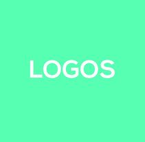 Logo collection. Un proyecto de Dirección de arte, Br, ing e Identidad y Diseño gráfico de le  dezign - Viernes, 01 de julio de 2011 00:00:00 +0200