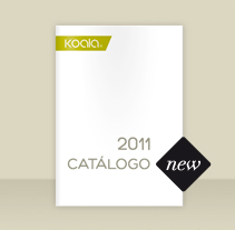 KOALA : : Catálogo 2011. A Design project by V.O. studio  - 05.04.2011