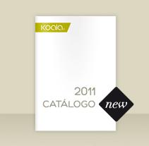 KOALA : : Catálogo 2011. A Design project by V.O. studio  - 04-05-2011