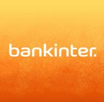 Bankinter. Un proyecto de Diseño e Ilustración de Situ Herrera y Alejandro Monge         - 06.05.2011
