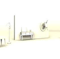Arte para anuncio TV. Un proyecto de Diseño, Publicidad, Instalaciones, Cine, vídeo, televisión y 3D de Paspartú studio         - 24.05.2011