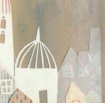 El mundo al que vienes. Un proyecto de Ilustración de Carmen Queralt - 25-05-2011