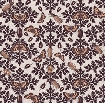 Etimología y Ornamento Misako. Un proyecto de Diseño e Ilustración de Mo Textile Design - Viernes, 27 de mayo de 2011 16:36:54 +0200