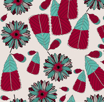 Cold Alaska. A Design&Illustration project by Mo Textile Design - May 27 2011 08:41 PM