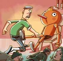 Ilustración Infantil. A Illustration project by Miquel Díaz         - 30.05.2011