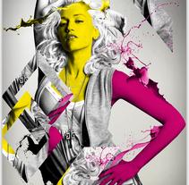 Inking Girl. Un proyecto de Diseño y Publicidad de Luis Fernández-Pacheco Ruiz - Miércoles, 01 de junio de 2011 21:44:03 +0200