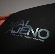 El mal ajeno. Un proyecto de Diseño de Rocío   Ballesteros - Lunes, 13 de junio de 2011 17:08:03 +0200