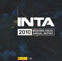 Memoria INTA 2010. A Design project by Sara Pedrero Díaz - Jun 17 2011 09:18 PM
