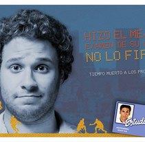 Campaña de abonados del Estudiantes. Un proyecto de Diseño, Ilustración, Publicidad y Fotografía de Álvaro Millán Sánchez         - 29.06.2011