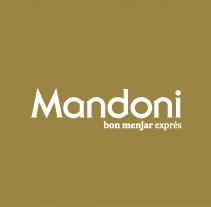 Mandoni. Un proyecto de Diseño de SOPA Graphics         - 30.06.2011