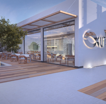 Kut Restaurant. A Design, and 3D project by Svetlin Stoyanov         - 03.07.2011