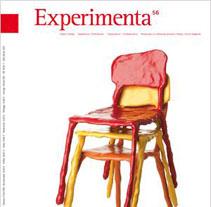 Revista Experimenta. A Design project by Inma Lázaro         - 06.07.2011