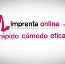 imprentaonline.net. Um projeto de Motion Graphics e Cinema, Vídeo e TV de Alberto Senante         - 11.07.2011