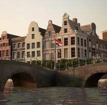Amsterdam. Un proyecto de Diseño y 3D de Vicente Díez Cillero         - 13.07.2011