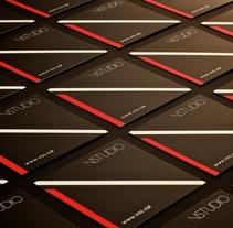 NSTUDIO CARDS. Un proyecto de Diseño, Fotografía y Diseño gráfico de Noel Zaragoza         - 11.06.2014