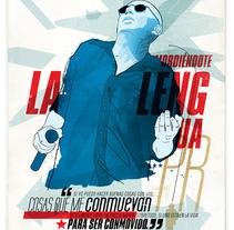 Afiche Indio Solari. Un proyecto de Diseño e Ilustración de ivan bügel - Sábado, 23 de julio de 2011 11:23:46 +0200