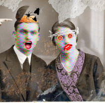 Collage. A Design, Illustration, and Photograph project by Eva Secades  - Jul 25 2011 12:00 AM