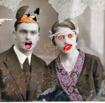 Collage. Un proyecto de Diseño, Ilustración y Fotografía de Eva Secades  - 24-07-2011
