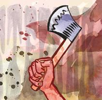 Personal. Um projeto de Ilustração de Pablo E. Soto         - 26.07.2011