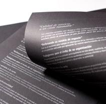 MARKETING DIRECTO // ITG auditores. A UI / UX project by Versátil diseño estratégico - 27-07-2011