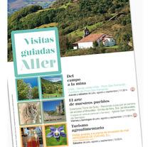 VISITAS GUIADAS GRATUITAS ALLER. A Design, and Photograph project by maite prida - Aug 09 2011 09:25 PM
