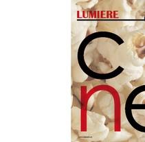 Revista CINE. Un proyecto de  de Elena Negrete Gil         - 29.08.2011