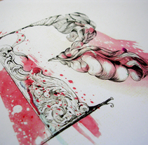 pequeño catálogo. ilustración y +. Un proyecto de Diseño e Ilustración de Robert Tirado - Viernes, 02 de septiembre de 2011 11:19:36 +0200