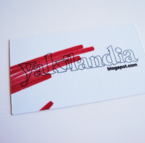 Yakilandia. A Design project by Noelia Reyes         - 19.09.2011