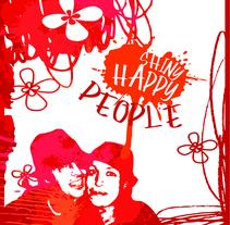 Shiny happy people. Um projeto de  de Carlos Madrigal Prieto         - 19.10.2011