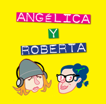 Angélica y Roberta. A Motion Graphics, Film, Video, and TV project by isabel vila         - 31.10.2011