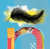 Nuestra unión. A Design&Illustration project by Aldo Tonelli         - 24.10.2011