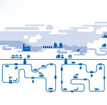 TECNOCAM // DISEÑO DE MARCA Y WEB. Un proyecto de Diseño, Ilustración y Desarrollo de software de Versátil diseño estratégico - 25-10-2011