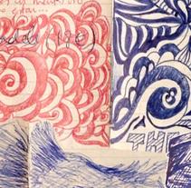 Drawning-Pattern. Un proyecto de Diseño e Ilustración de ANI-B - Jueves, 27 de octubre de 2011 13:26:58 +0200