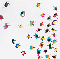 Festival de Málaga. Un proyecto de Diseño e Ilustración de Rocío   Ballesteros - Jueves, 27 de octubre de 2011 17:11:50 +0200
