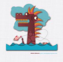 Animalario. A Design&Illustration project by Pedro  Peinado - 07-11-2011