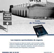 guía de franquicias. A Design project by luis gómez muñoz         - 26.11.2011