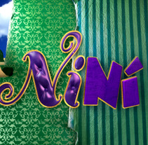 NINI. A Design, Motion Graphics, Film, Video, and TV project by Ana Nuñez         - 02.12.2011