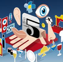 Five. A Design&Illustration project by Rubén Martínez Pascual - 08-12-2011