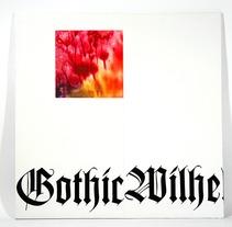 Gothic. Un proyecto de Diseño e Ilustración de Andrés Correa illanes         - 11.12.2011