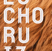 Lucho Ruiz. A Design, and Photograph project by Öscar Novoa - 14-12-2011